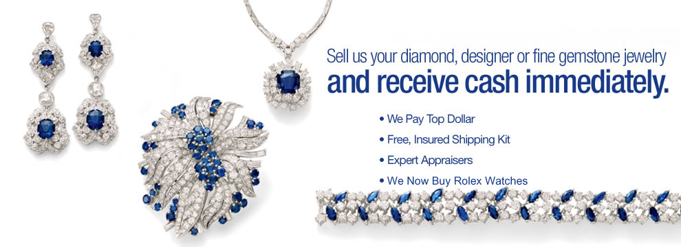 Selling Your Fine Jewelry: Ross-Simons